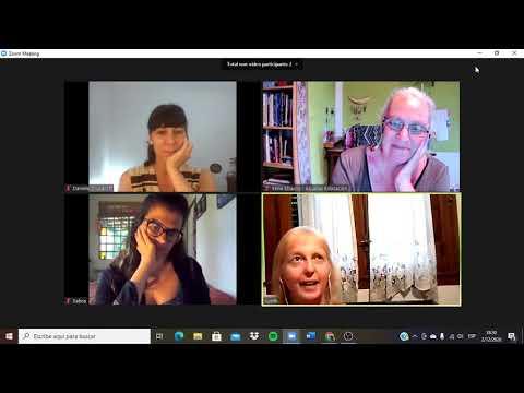 Los derechos en las aulas, 6º encuentro: La potencia de la historieta