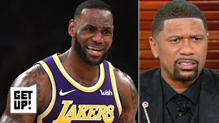 Lakers' failed season is a stain on LeBron's legacy – Jalen Rose | Get Up!