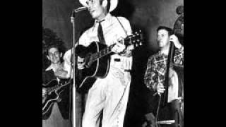 HANK WILLIAMS - ALONE AND FORSAKEN