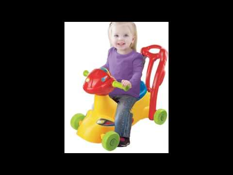 VTech Sit to Race Smart Wheels Ride On - Best Kids Ride on Toys