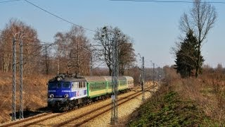 preview picture of video '[ PKP Intercity ] EP07-1038 TLK Wiking @ Paczyna.'