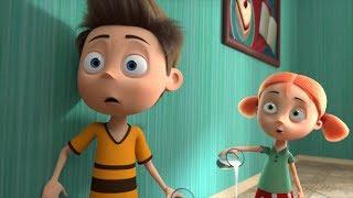 Ангел Бэби - Живое молоко - Трейлер новой серии (35 серия)  Развивающий мультик для детей