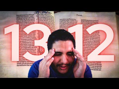 preaching through every 13:12 bible verse.