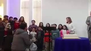 Presentación Coro Infantil