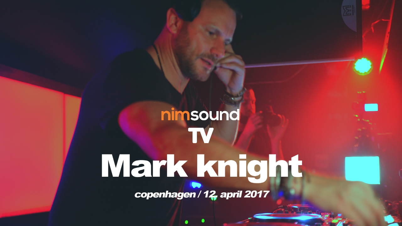 Mark Knight - Live @ Culture Box, All Knight Long Tour 2017