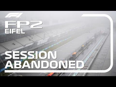F1 ドイツGP2020 フリープラクティス2のハイライト動画