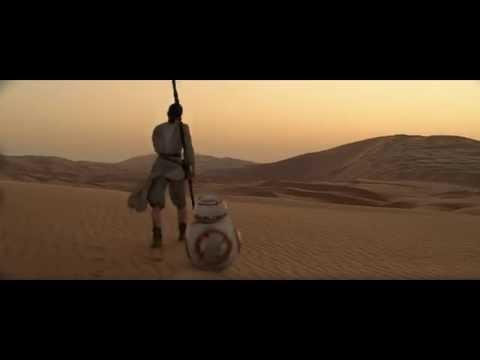Trailer Star Wars: El despertar de la fuerza