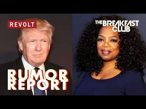 Donald Trump vs. Oprah Winfrey | Rumor Report