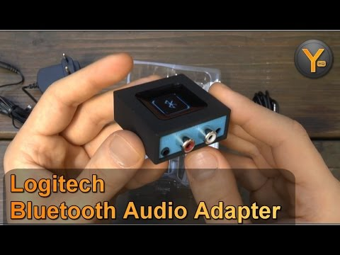 Review: Logitech Bluetooth Audio Adapter / Smartphone & Tablet an Stereoanlage anschließen