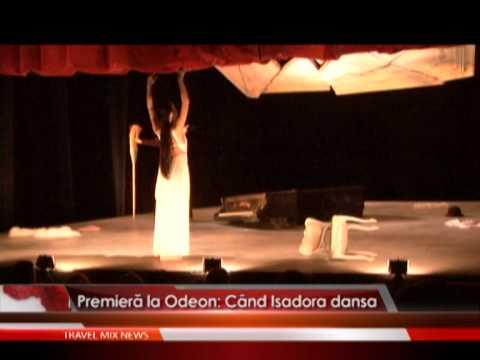 Premieră la Odeon: Când Isadora dansa