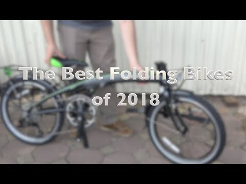The Best Folding Bikes to Buy in 2018