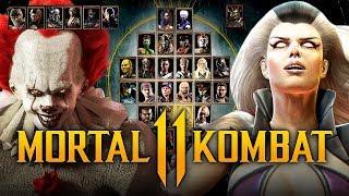 Mortal Kombat 11 Guest Character Predictions at Next New Now Vblog