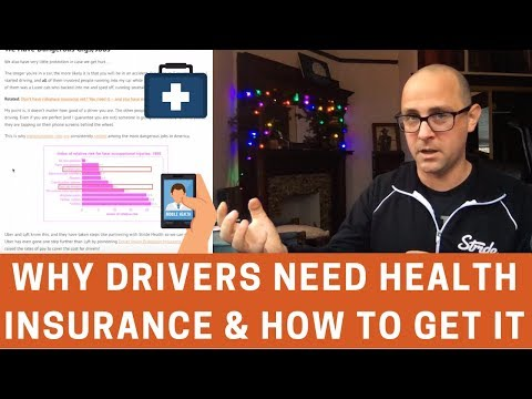 Why Drivers Need Health Insurance & How to Get It