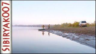 Такие скромные браконьеры.. Осенняя рыбалка на малой реке. Щука и окунь