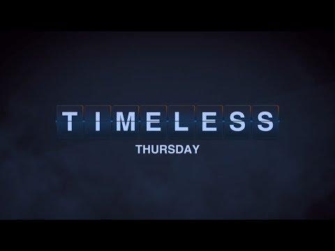 Timeless Season 2 (Series Finale Promo 'Save History')