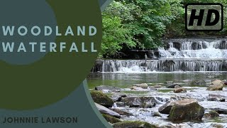 Natures Calming Sounds for Relaxation & Meditation-Sound of a Waterfall & Birdsong-Johnnie Lawson