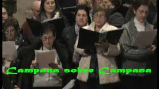 preview picture of video 'CAMPANA SOBRE CAMPANA - Coros Parroquiales de la Zona de Los Arcos'