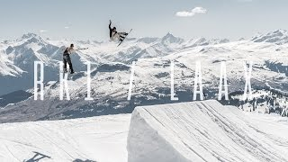 RK1 featuring Torgeir Bergrem Page and friends in Laax