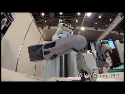 תערוכת רובוטים חדשים