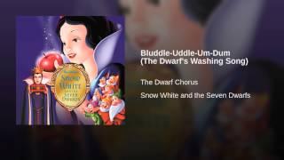 Bluddle-Uddle-Um-Dum (The Dwarf's Washing Song)