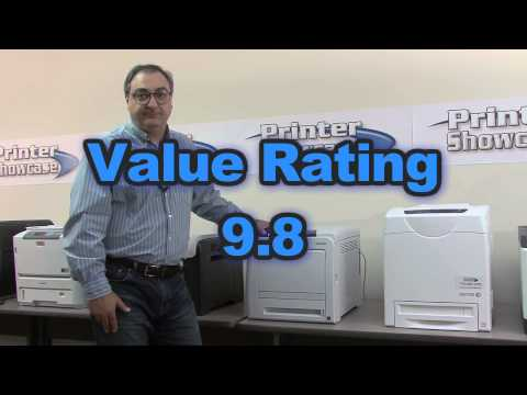 Color Laser Printer Review for the small office