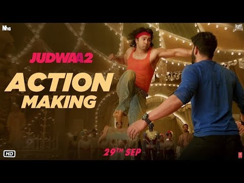 Download Action in Judwaa 2 | Judwaa 2 | Varun | Jacqueline | Taapsee | David Dhawan HD Video