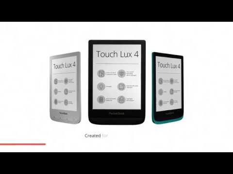 PocketBook Touch Lux 4 + Cover (6