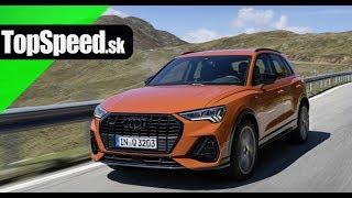 Audi Q3 II. gen jazda - Maroš ČABÁK TopSpeed.sk