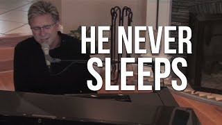 Don Moen - He Never Sleeps | Acoustic Worship Sessions