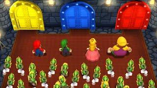 Mario Party 9 - All Lucky Minigames