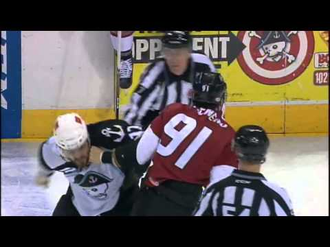Mike Liambas vs. Vincent Arseneau