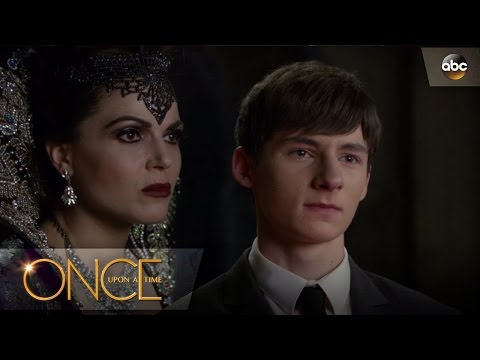Henry Saves Regina and Emma - Once Upon A Time