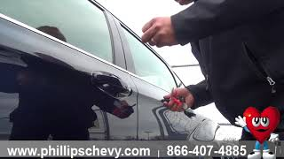 Phillips Chevrolet – How to Unlock Your Chevy with a Dead Battery - Chicago New Car Dealership