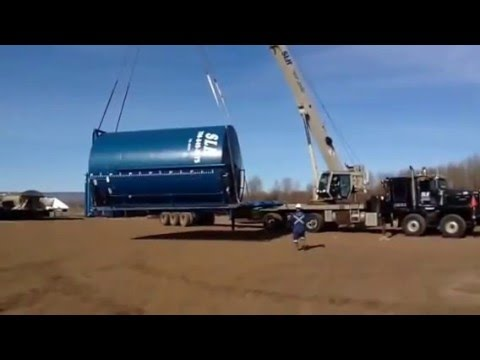 Slh Picker Service & Pile Driving video