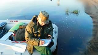 Рыбалка на реке илекса в карелии