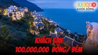 10 Khách sạn ĐẮT GIÁ nhất Việt Nam - 100.000.000 đồng/đêm