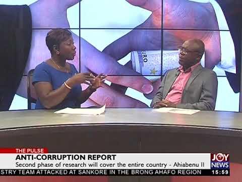 Anti-Corruption Report - The Pulse on JoyNews (19-6-18)