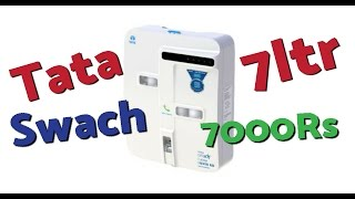 Tata Swach Platina Silver RO 7ltr Water Purifier 7000rs