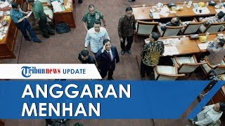 Prabowo Diminta Buka Anggaran Kemenhan Saat Rapat Perdana
