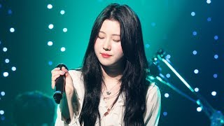 190216 백예린(Baek Yerin) Full ver. (La La La Love Song + Bunny 외 10곡) [롤링홀24주년] 4K 직캠 by 비몽