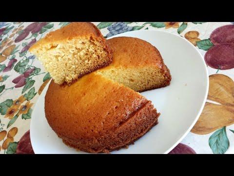 Video Basic Vanilla Sponge Cake  Pressure Cooker/Oven Method