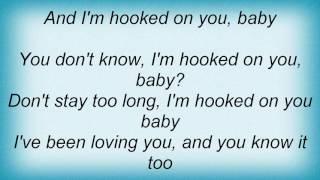 Al Green - I'm Hooked On You Lyrics