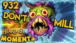 THIS WAS ABSOLUTELY RIDICULOUS!!! | Hearthstone Daily Moments Ep.932