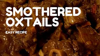 The BEST Oxtails Ever | Fresh Ingredients | Step-by-Step Instructions