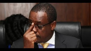 New scandal links former Nairobi Governor Evans Kidero to sh8B theft