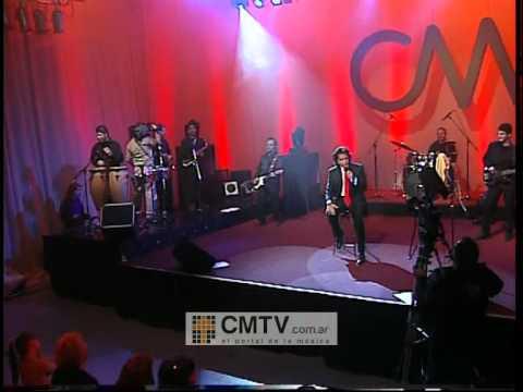 El Puma Rodríguez video De punta a punta - CM Vivo 2005