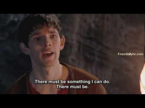 Merlin Season 2 Episode 7 The Witchfinder Clips