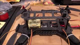 Robocat Yellow 270 FPV Racer Drone Build Part 2