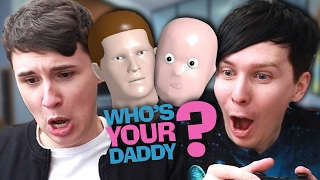 SAVE ME DADDY! - Dan and Phil play: Who's Your Daddy