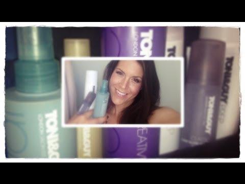 My Blowdry Routine: Toni & Guy Haircare (hairmeetwardrobe)